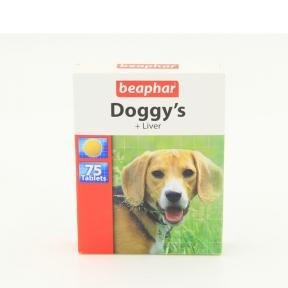 Doggy's Liver — Витаминизированное лакомство с печенью для собак