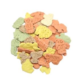 Микс фигурки животных — печенье для собак 1 кг