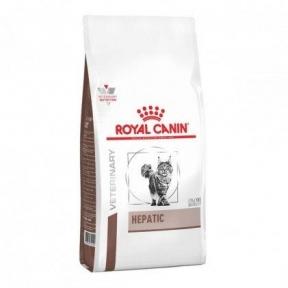 Royal Canin Hepatic Feline лечебный сухой корм для котов 2кг