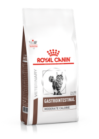 Royal Canin Gastro Intestinal Moderate Cal — при заболеваниях пищеварительного тракта