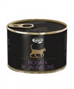 Dolina Noteci Natural Taste Cat Консервы для котов склонных к полноте 185 г