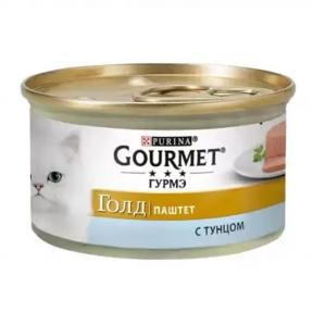 Gourmet Gold МУСС с тунцом
