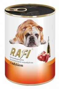 Dolina Noteci RafiDog консервы для собак паштет из мяса индейки 800г
