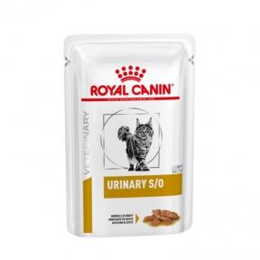 Royal Canin Urinary SO (MIG) консервы для кошек 85г