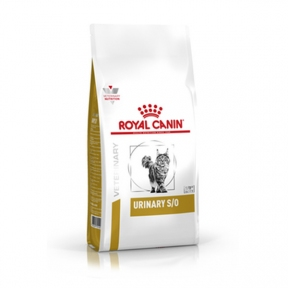 Royal Canin Urinary (Роял Канин Уринари) для кошек старше 6 месяцев, при лечении мочекаменной болезни