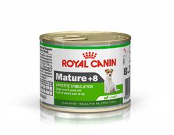 Royal Canin Консервы Mature+8 Wet (Роял Канин) dog 195 г