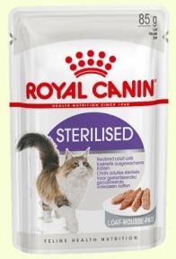 Royal Canin консервы для котов  Sterilised LOAF 85 г