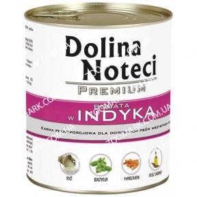 DN Premium Dog с индейкой 400 гр