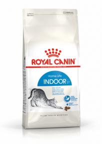 Royal Canin Indoor 27 (Роял Канин Индор) корм для взрослых кошек не покидающих помещение