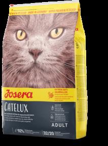 JOSERA Catelux корм для длинношерстных кошек