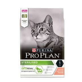 Про План корм для стерилизованных котят с лососем