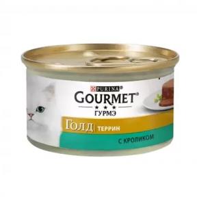 Gourmet Gold с кроликом по-французски в паштете