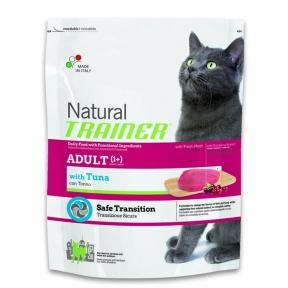 TRAINER NATURAL ADULT для взрослых кошек с тунцом