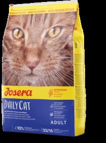 Josera Daily Cat сухой корм для взрослых котов 4.25 кг