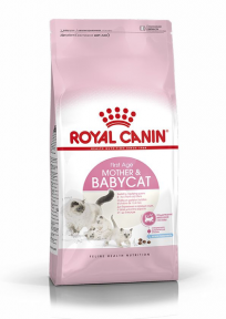 Royal Canin Mother and Babycat 34 для котят АКЦИЯ! 400г+400г
