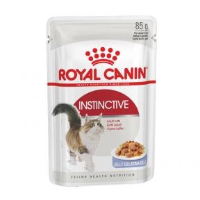 Royal Canin Instinctive (Роял Канин Интенсив) Консервы в желе для кошек 85 г