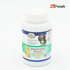 Four Paws Brewers Yeast — дрожжи с чесноком