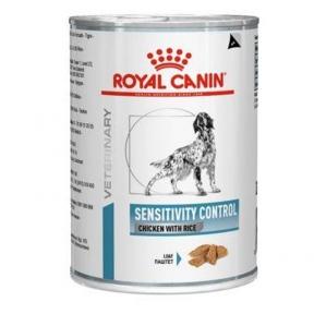 Royal Canin Dog Control Sensivity Loaf Chick консервы для собак с чувствительным пищеварением 420г