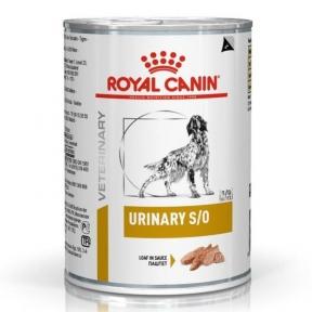 Royal Canin Dog Urinary C SO консервы для собак 410г