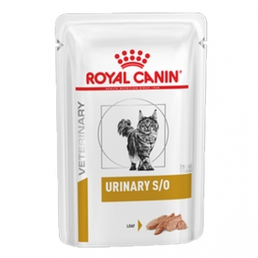 Royal Canin Urinary (Роял Канин Унари) консервы для кошек 100 г