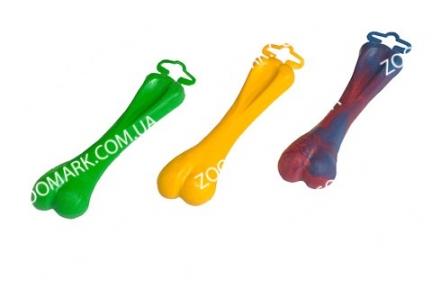 Кость резиновая  радуга №3. Sum-plast 13519