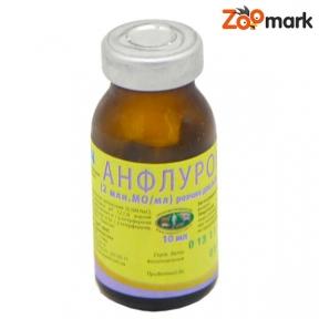 Анфлурон — для лечения и профилактики разной этиологии