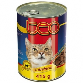 ТЕО говядина Консервы для котов 415 г