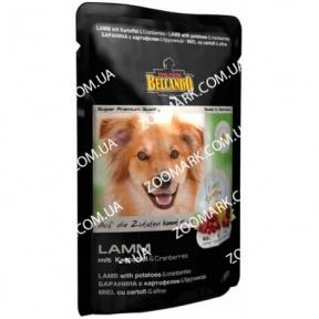 Belcando Ягненок/Картофель/Клюква консервы для собак 300 г