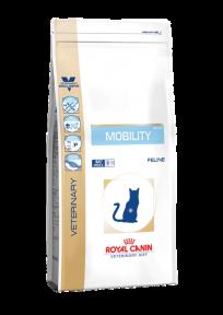 Royal Canin Mobility Feline — при заболеваниях опорно-двигательного аппарата