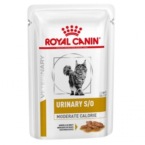 Royal Canin Urinary F SO консервы для котов 85г