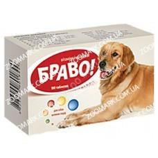Браво — витамины для собак крупных пород