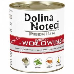 DN Premium Dog с говядиной 400 гр