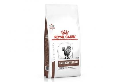 Royal Canin GastroIntestinal Fibre Response — при нарушениях пищеварения