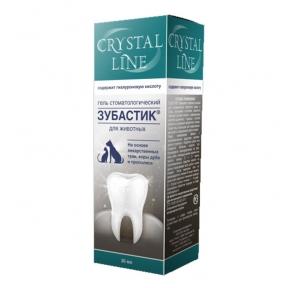 Зубастик — зоогигиенический стоматологический гель 15 мл