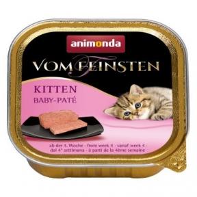 Animonda Vom Feinsten Baby-Pate паштет для котят 100г