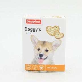 Doggy's Junior — Витаминизированное лакомство для щенков