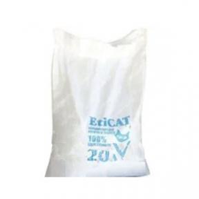 Наполнитель силиконовый Etikat 20 л ЭКОНОМ 8,4 кг