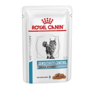Royal Canin Digest sensitive (Роял Канин Дайджест Сенситив) консервы для кошек 85 г