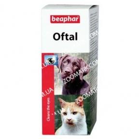 Oftal — cредство для промывания глаз 50 мл