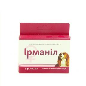 Ирманил — для предотвращения нежелательной беременности