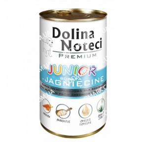 DN Premium PUPPY с ягненком 400 гр