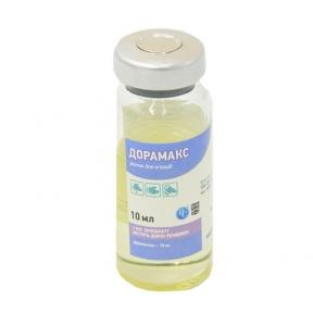 Дорамакс 1%  ветеринарный противопаразитарный препарат (аналог Дектомакс)