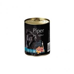 Dolina Noteci Piper Dog (60%) ягненок/морковь/коричневый рис Консервы 150 г