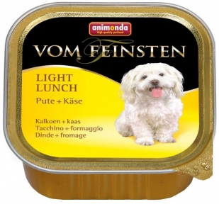 Animonda Vom Feinsten с индейкой и сыром 150 г