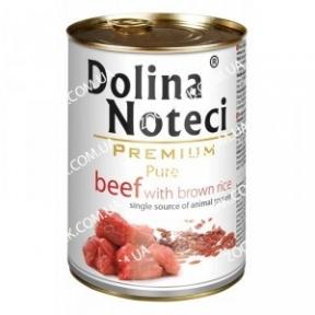 DN Piper Platinum Dog с говядиной и рисом 400 гр
