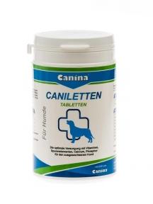 Caniletten Canina (канилеттен) — Активный кальций для собак