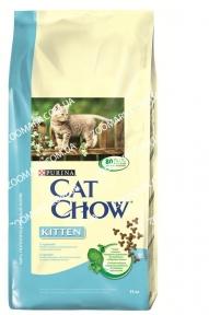 Cat Chow Kitten - корм для котят комплекс