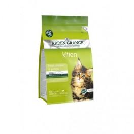 Arden Grange (Арден Грендж) для котят беззерновой курица/картофель