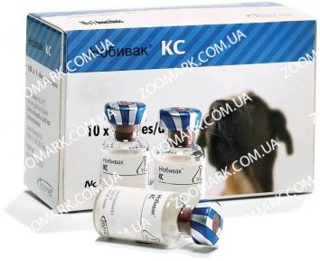 Нобивак КС — вакцина против бордетеллеза и парагриппа собак