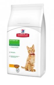 Корм Hills (Хилс) SP Kitten Hdev Ch для котят с курицей 0,4 кг
